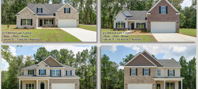 Abbey Lane, Phase II – Deforest Lane, Guyton, GA