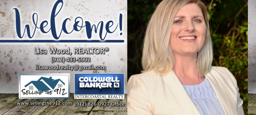 Welcome to the team, Lisa Wood, REALTOR®