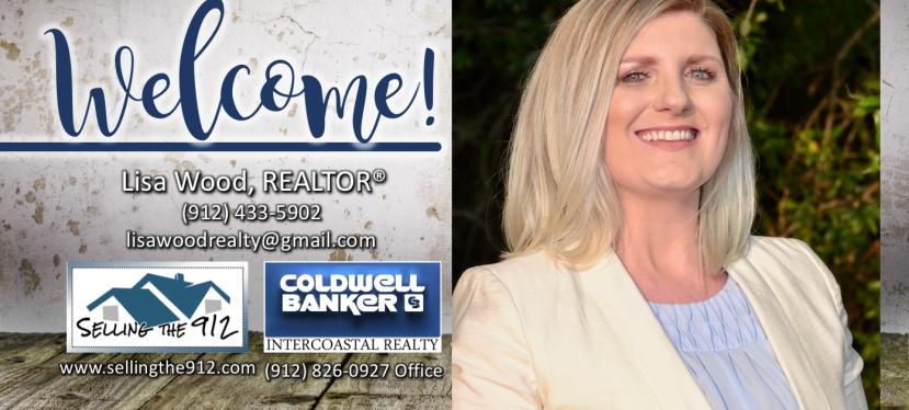 Welcome to the team, Lisa Wood,REALTOR®
